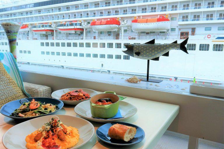 金沢港クルーズターミナル始動 近隣にも見どころ、船客以外も楽しめる海のスポット