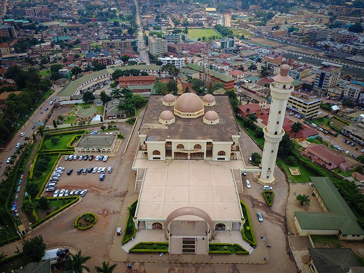 ウガンダ国立モスク
