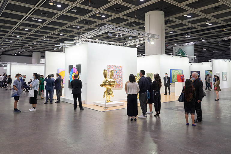 アート・バーゼル香港