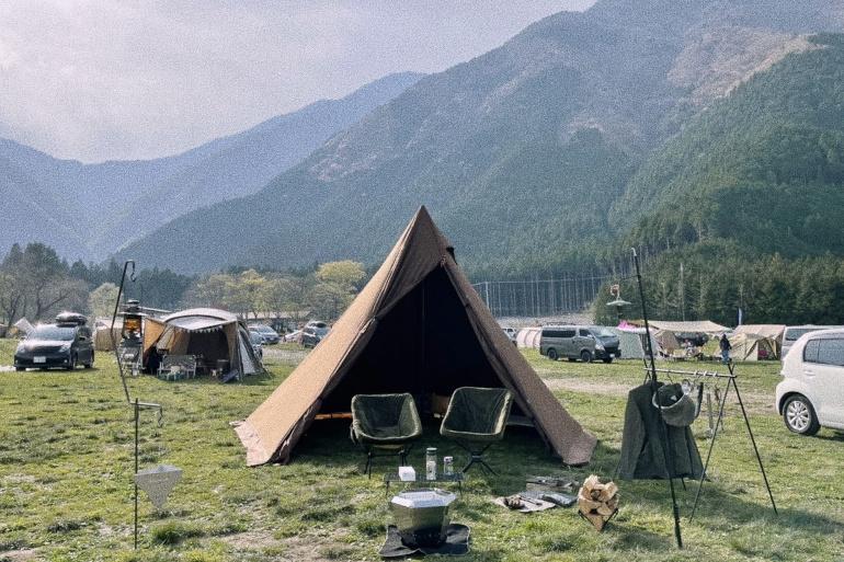<1年ぶりに開催!> 大型キャンプフェス「GO OUT CAMP」で自然と音楽を満喫してきた