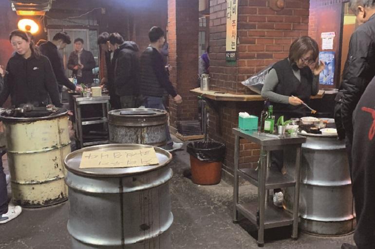 ヨンナムソ食堂
