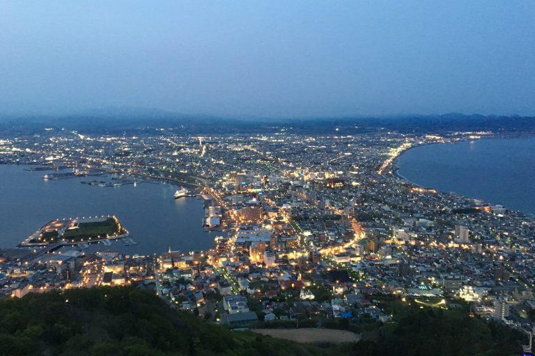 時間も気温も体重も気にしない、函館の旅 宇賀なつみがつづる旅(21)