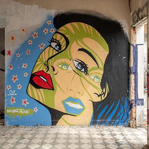 東西文化が交わる香港 ストリートアートを探して