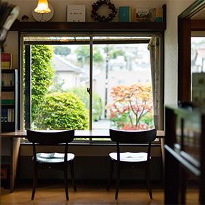 営業は土曜日だけ。日常を忘れる読書空間 「草径庵」