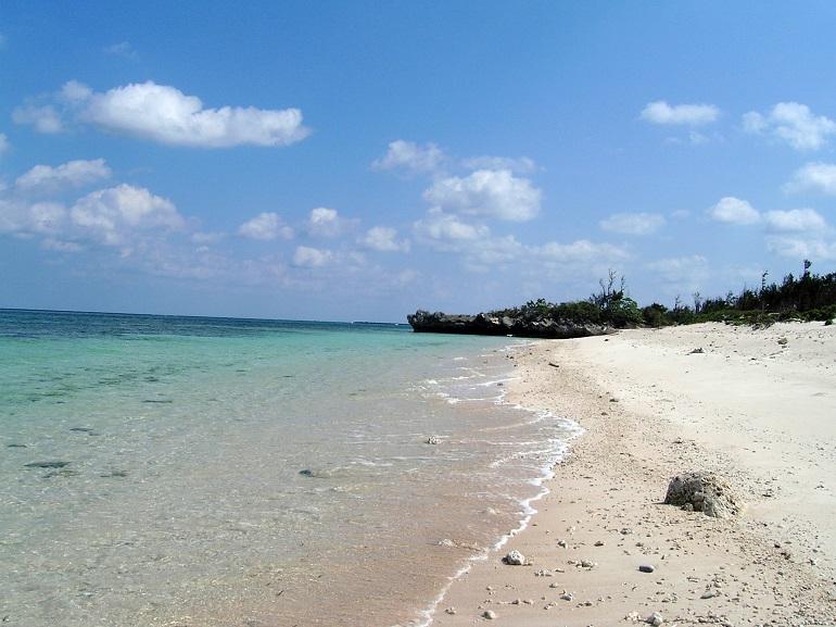 メインビーチのふる里海浜公園