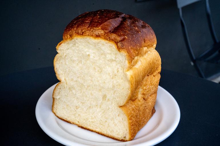 湯種食パン