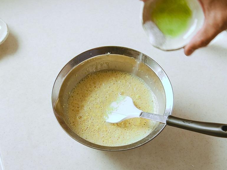ひよこ豆の粉