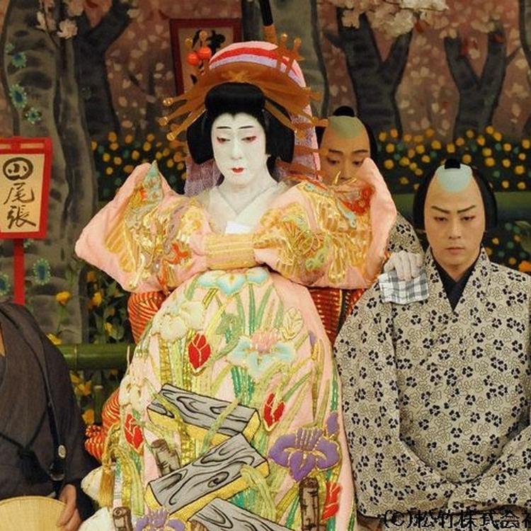 シネマ歌舞伎『籠釣瓶花街酔醒』