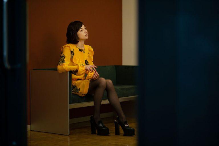 高岡早紀さん「何が私にとっての幸せなのか」を常に考えていた