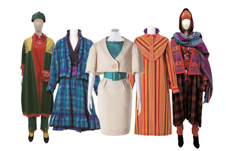 日本と世界のファッションの歴史が詰まった、高田賢三回顧展