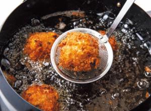 〈印度カリー子のスパイス弁当2〉さば缶を使って簡単に「スリランカン・カトレット弁当」