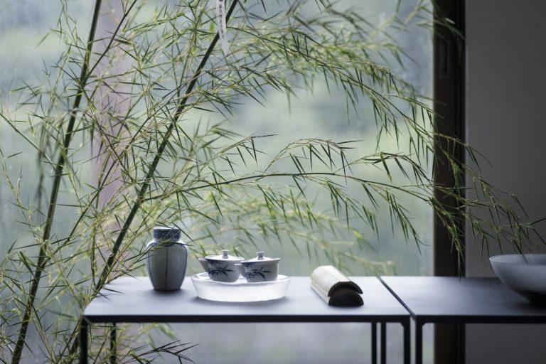 次回の中国茶会の告知・予約は決まり次第インスタグラムで。晩夏から秋にかけて、古書、洋服、ジュエリー、木工などの展示が予定されている