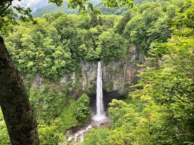 しらみずの滝(画像提供:岐阜県)