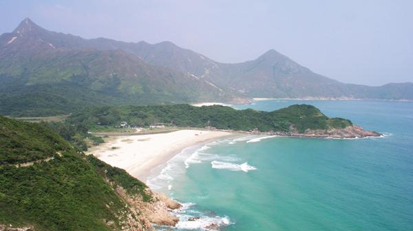 知られざる癒やしの香港 トレイルと離島〈PR〉