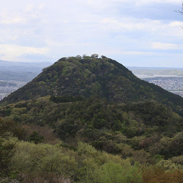 圧巻! 鳥取城を攻めた秀吉の本陣 太閤ケ平
