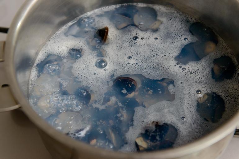 〈心で味わう郷土料理4〉濃厚なうまみをギュッ 島根のしじみ汁