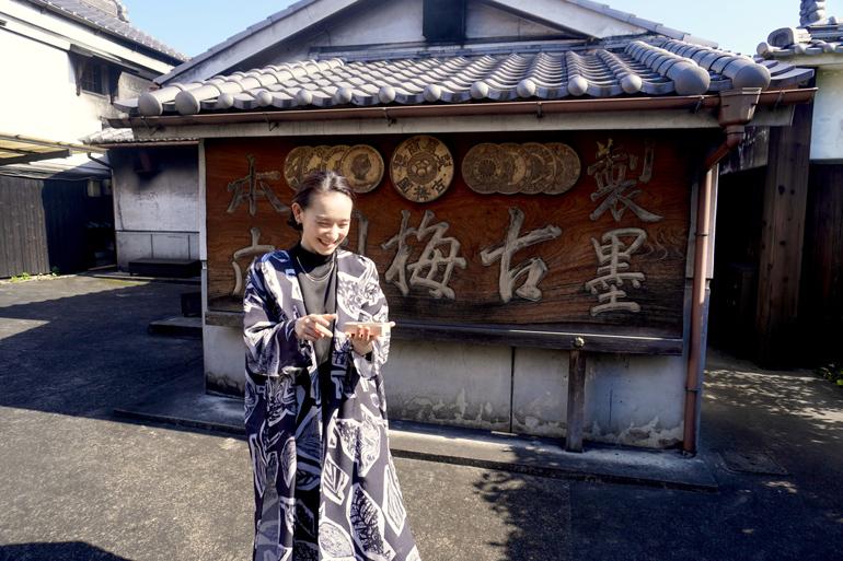 孤高の観音様、御朱印、墨づくり……。感性が刺激される、とっておきの奈良旅へ