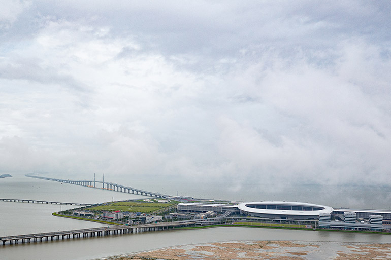 港珠墺大橋