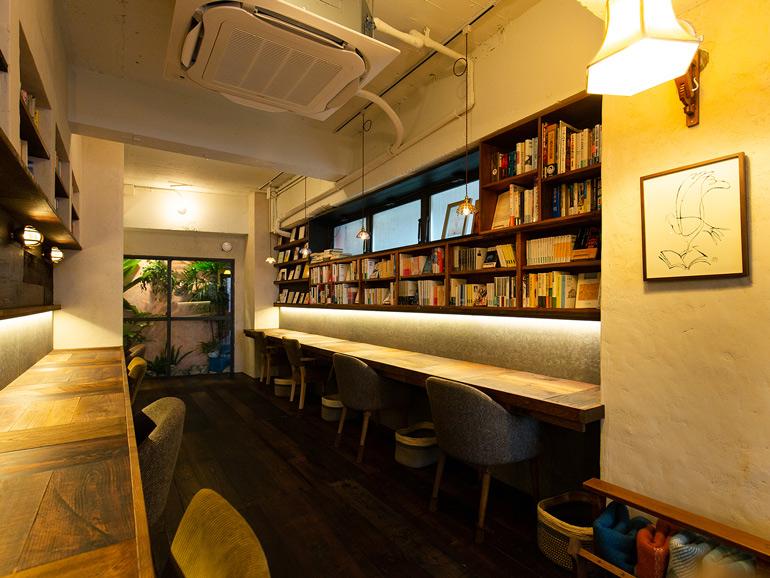 〈164〉理想の読書空間を求めて静かに進化 「本の読める店 fuzkue」