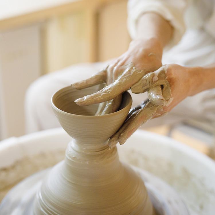 陶芸スタジオ「TOKINOHA Ceramic Studio」