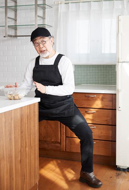 鎌田實医師が料理本に託した、人生を楽しむためのレシピ