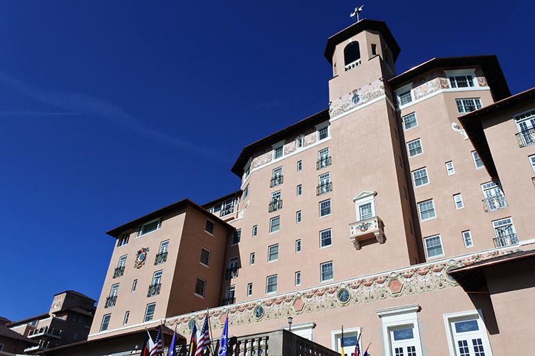創業者スペンサー・ペンローズの夢を具現化したホテル