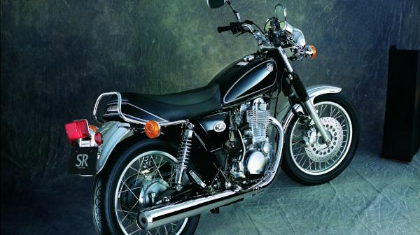 日本での販売は終了に ヤマハSR400
