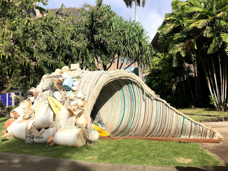プロが集う波が間近に サーフィン発祥の地ハワイ(上)