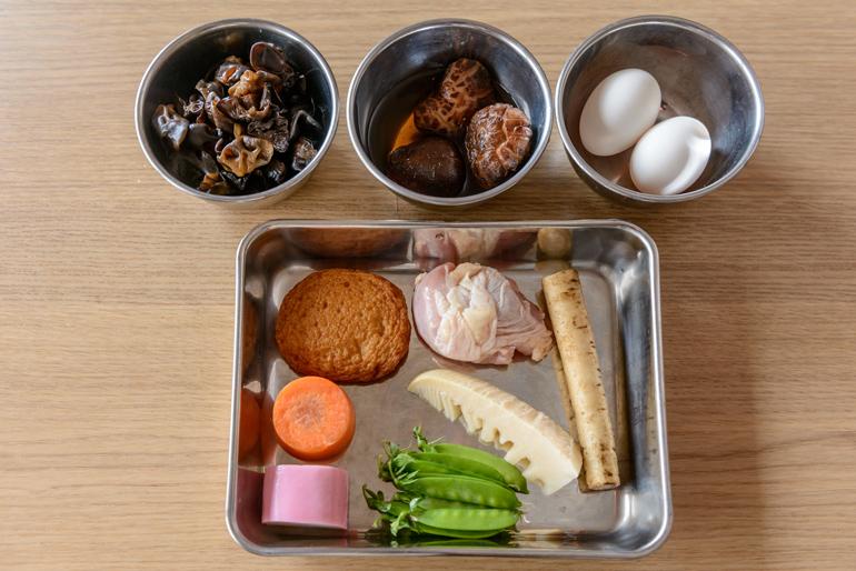 〈心で味わう郷土料理2〉カラフルなごちそう 鹿児島の「さつますもじ」