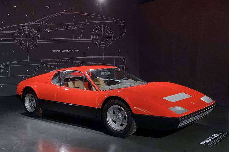 原点はカーデザイン、拡大するピニンファリーナの世界