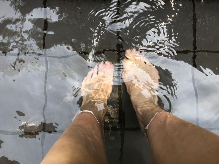 モデル・はな、寄り道が楽しい湯河原&熱海