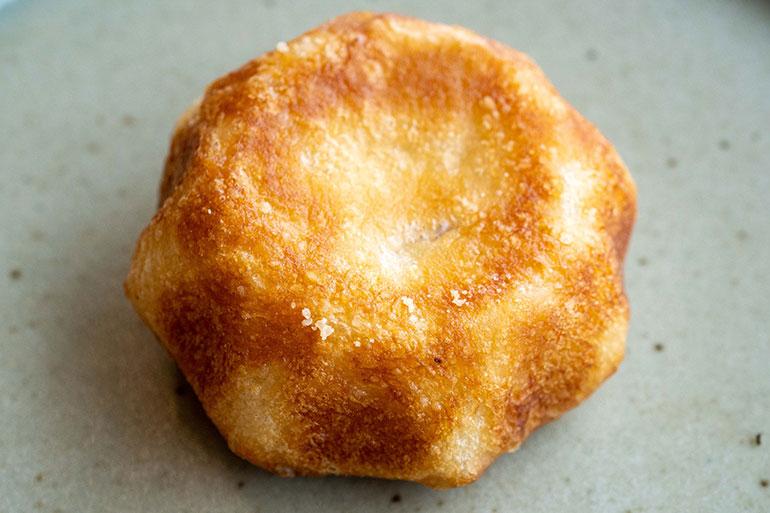 塩ウニバターパン