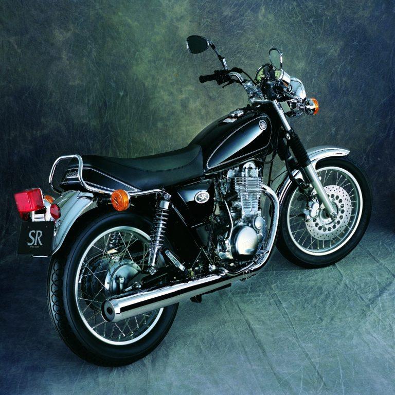 日本での販売はこれで終了 放っておけない二輪、ヤマハSR400