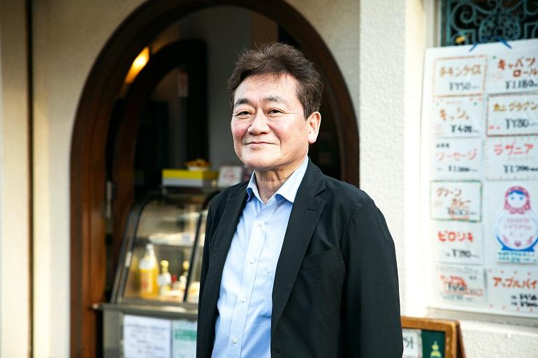 日本人好みではずれなし 大御所シェフが太鼓判を押すロシア料理店「ストロバヤ」