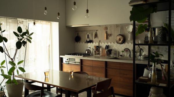 週末しか立たない台所が育む情愛