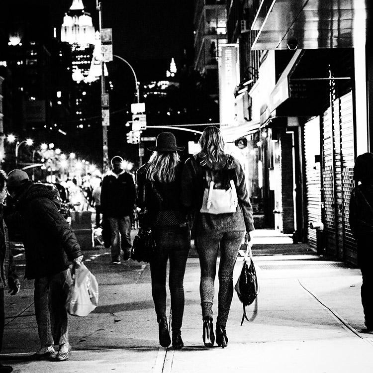 (128) 30年以上の親交に感謝 永瀬正敏が撮ったニューヨーク