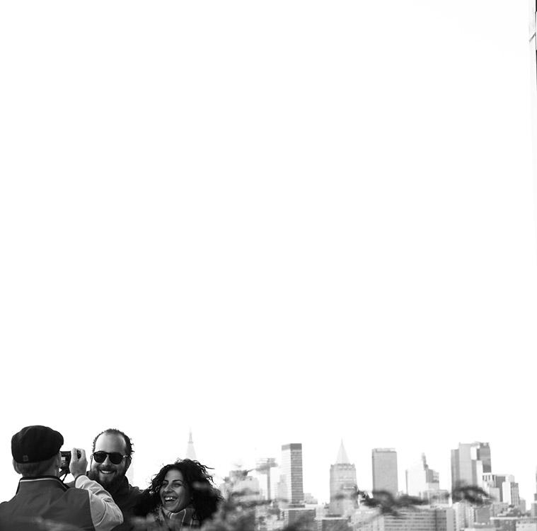 (126) 大きな空に込めた思い 永瀬正敏が撮ったニューヨーク