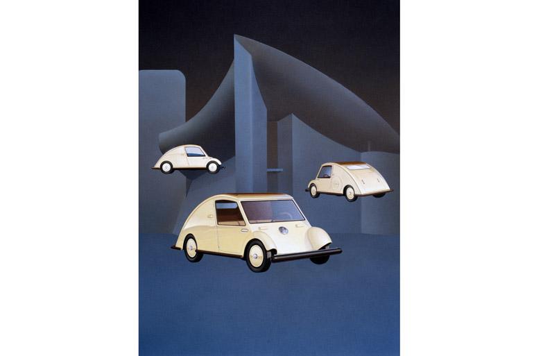 近代建築の巨匠ル・コルビュジエ、幻の自動車構想