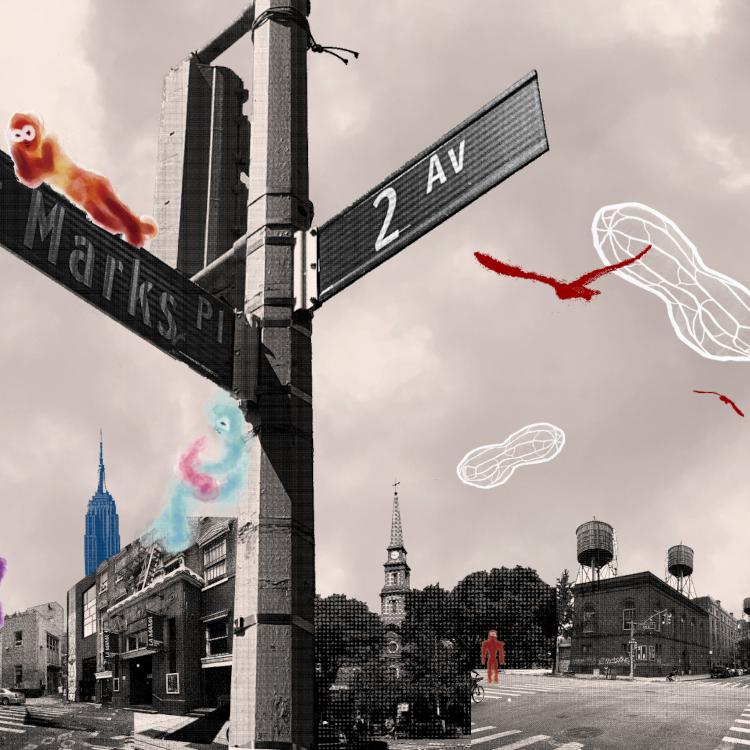 NY独自のサブカルチャーが続々 現代美術家が教えるセカンド・アベニューの注目スポット6選