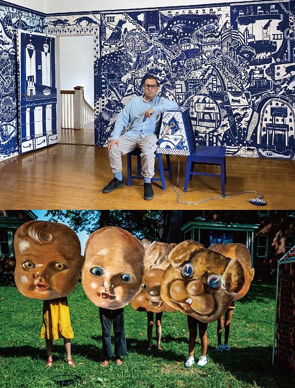 廃虚が文化施設に変身 現代美術家目線で見たガバナーズ・アイランドの魅力