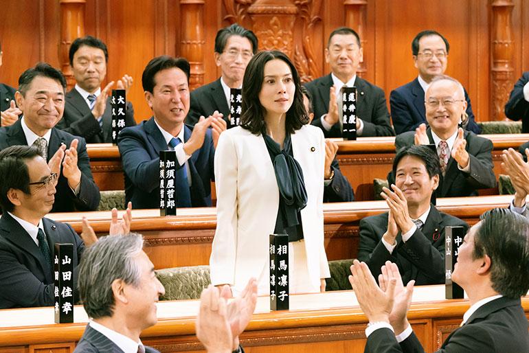 中谷美紀×原田マハ 10年越しで実現した映画と、政治との向き合い方