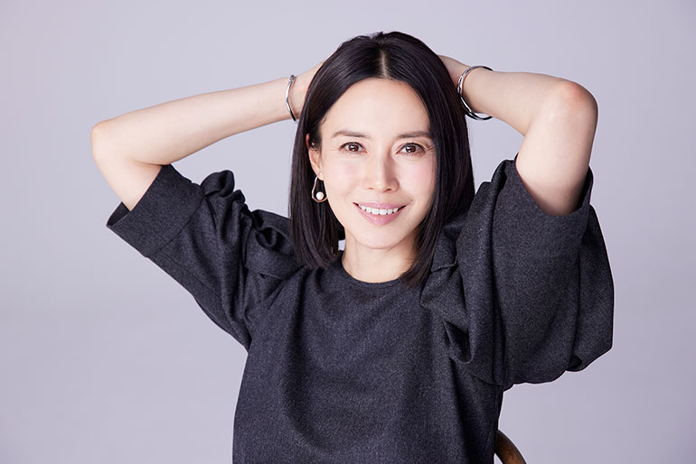 中谷美紀さん