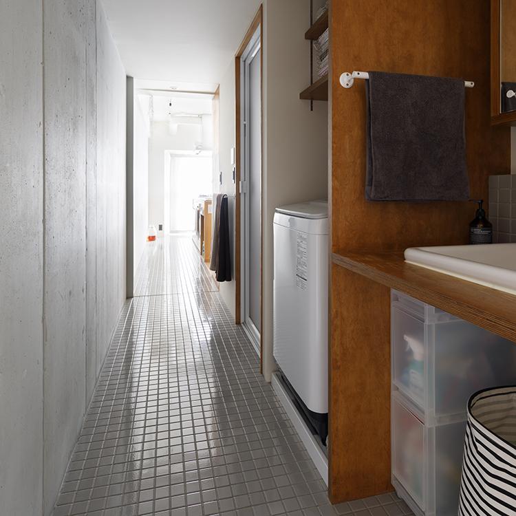 〈235〉コンパクトな間取りに廊下が2本!? 狭くならずに暮らしやすくなった理由
