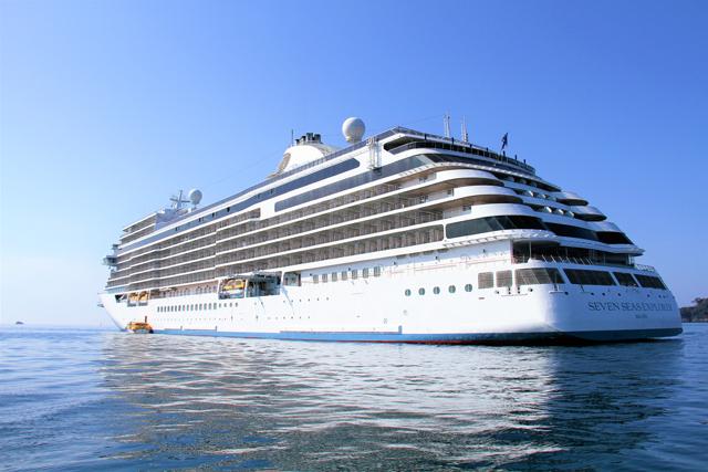 地中海クルーズ、寄港地で世界遺産巡り