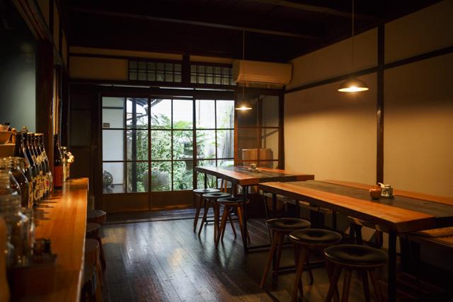 京都人好みのあんかけ湯葉丼「菜食 hale」のお昼ごはん