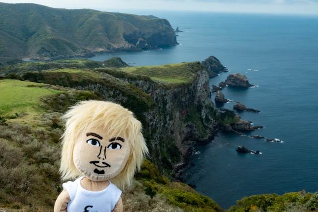 迫力満点の断崖絶壁・摩天崖に圧巻 隠岐西ノ島ハイクの旅