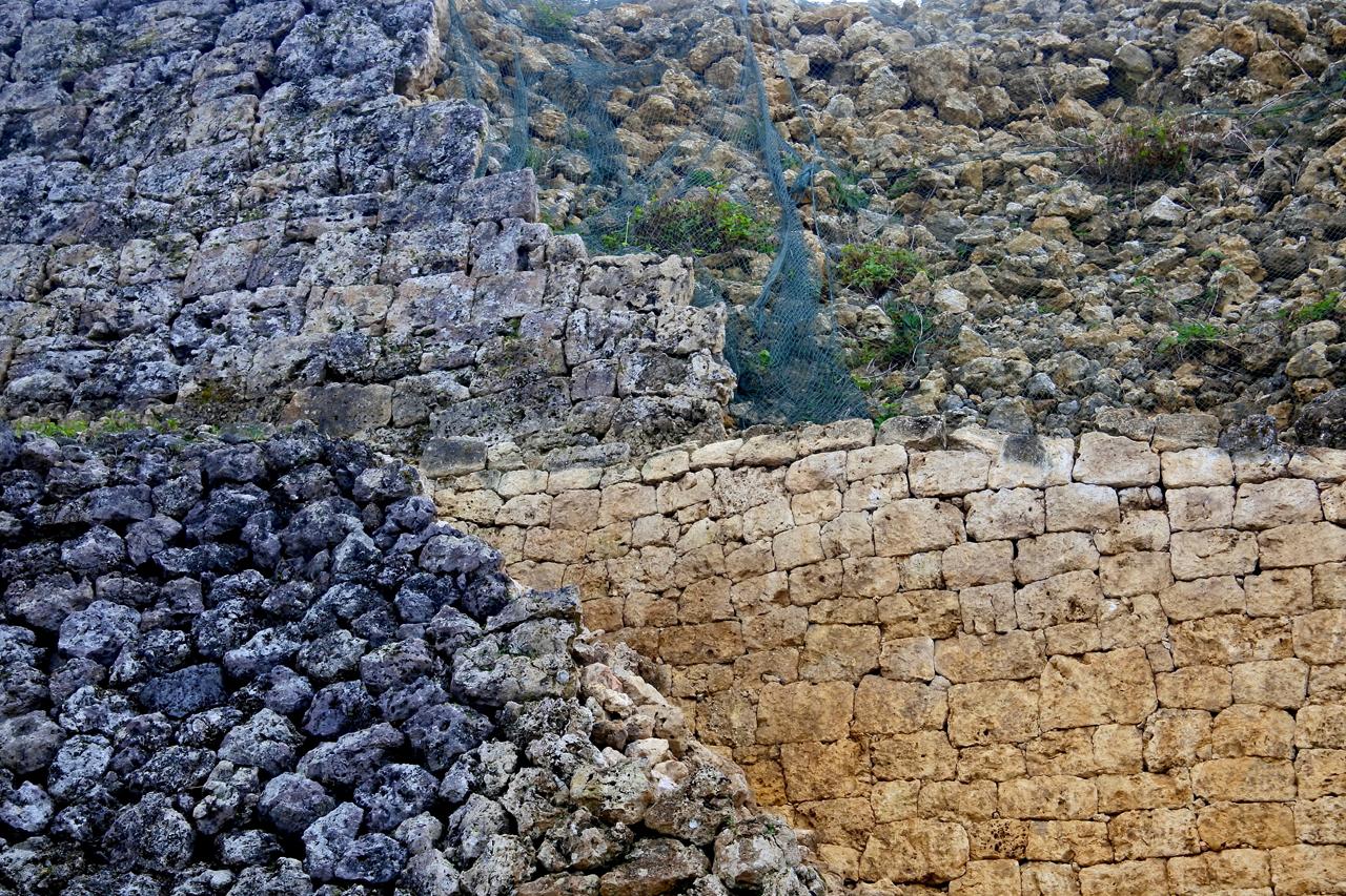 新発見! 世界遺産のグスク 中城グスクに出現した石積みとは?