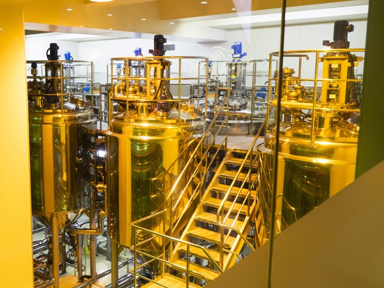 """大人の社会科見学 """"プレモル""""ビール工場は驚きの連続だった"""