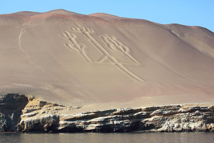 ペルー沖合に浮かぶバジェスタス島は海獣と海鳥のパラダイス