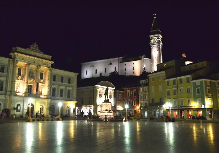 『悪魔のトリル』の作曲家と塩の街 スロベニア・ピランを訪ねて